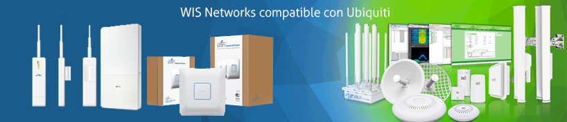 Conectando WIS Networks con dispositivos Ubiquiti