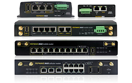 Routers 3G - 4G - LTE