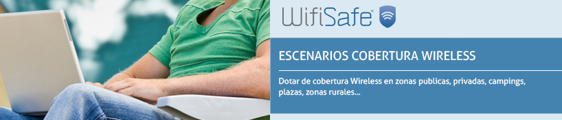 Escenarios Cobertura Wireless