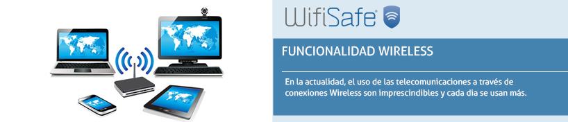 Funcionalidad Wireless
