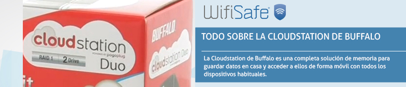 Todo sobre la Cloudstation de Buffalo