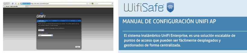Manual de configuración Unifi AP