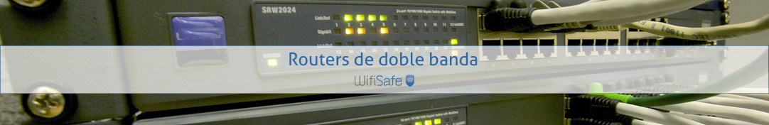 Routers de doble banda