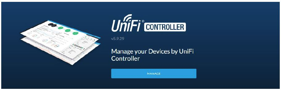 Manage Devices By Unifi Controller ubiquiti